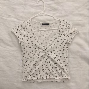 Floral Brandy Melville Top